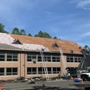 Parish Center Roof Project June 2020 photo album thumbnail 7